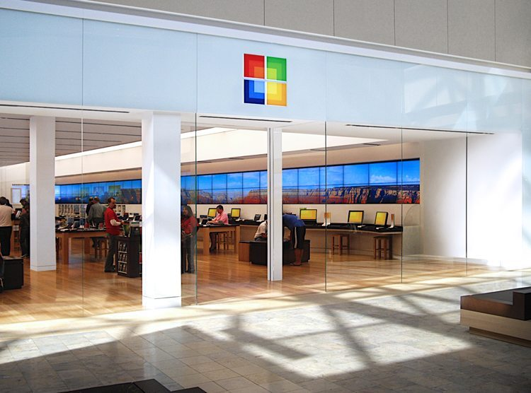 People have surely been lining up in Microsoft stores to by the new Surface Pro.