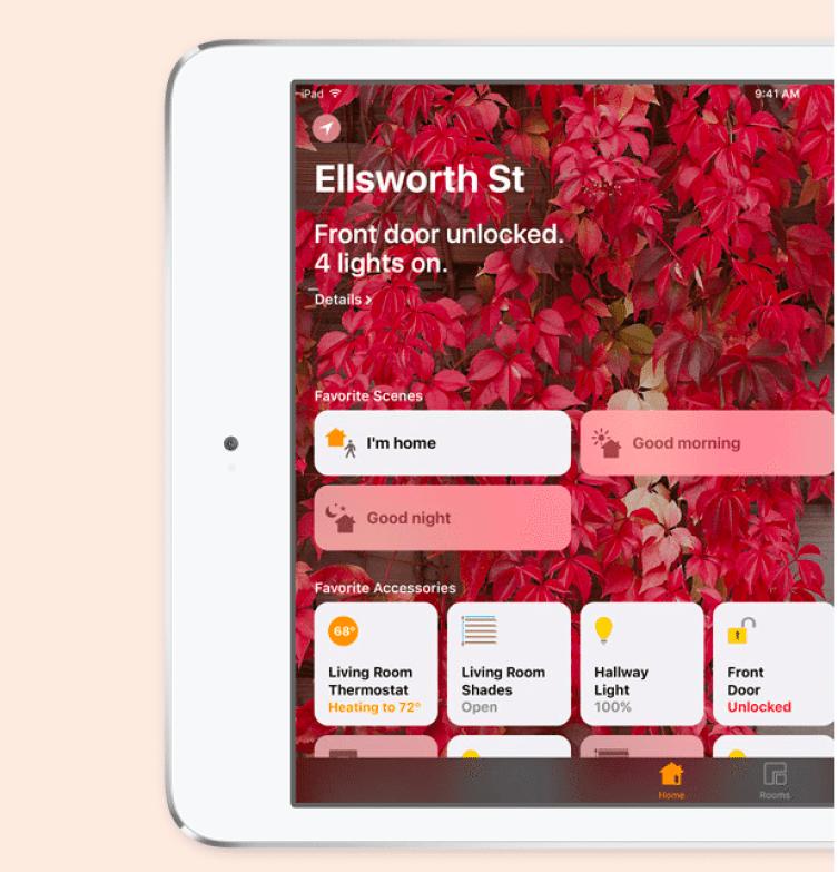 ios 10 - home app