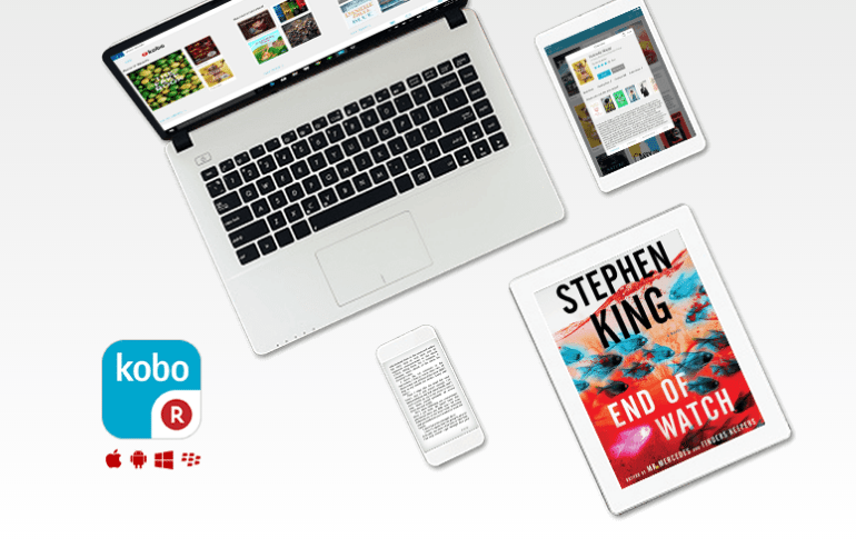 apps to read books - Kobo