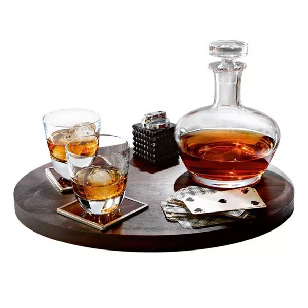 Whiskey Decanter Set For Men