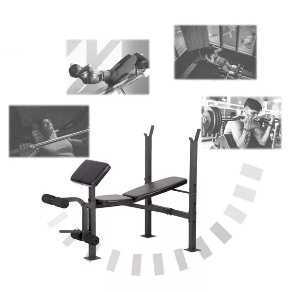 Workout Bench Exercises