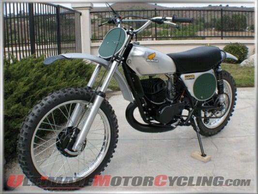 1973 Honda Elsinore CR250M