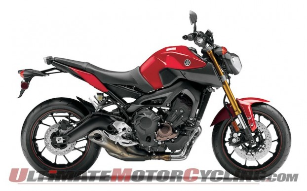 2013 Yamaha FZ-09 Triple Unveiled | Motorcycle Preview