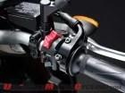 2014 Yamaha FZ-09 right handlebar