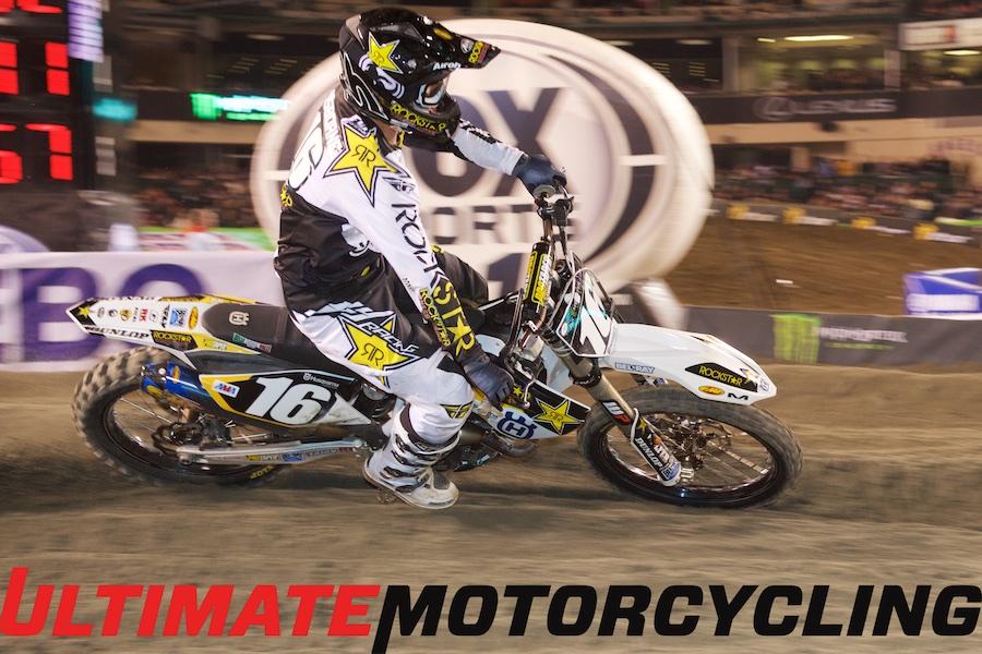 Anaheim I 250 Supercross Results