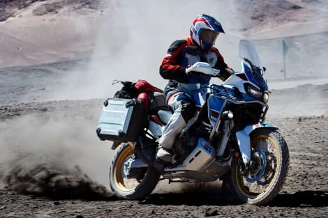 Africa Twin Adventure Sport
