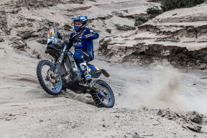2019 Dakar Rally Stage 3 Results Motorcycles Yamaha S Soultrait Wins