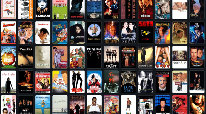 Top Grossing 1996 Movies