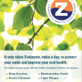 Zellies Complete Mouth Care System Booklet