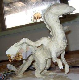 Dragon, Step 4