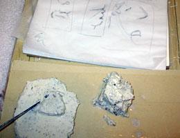 DIY Paper Mache, Step 5