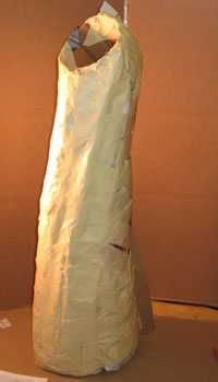 Giraffe Neck, Step 8