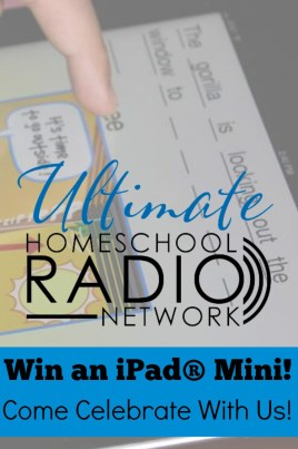 iPad Mini Celebration Giveaway