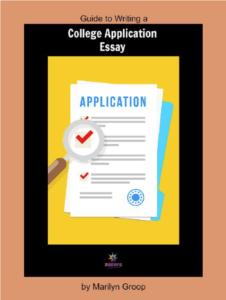 Senior Year for College-Bound Homeschoolers essay application