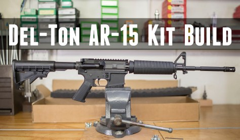 Gavin at Ultimate Reloader shows you how easy it is to build an AR-15