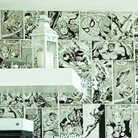 wall coverings icon