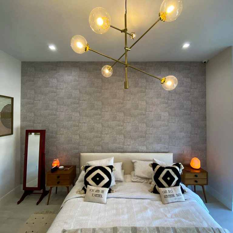 wall covering room