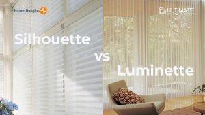 silhouette vs luminette