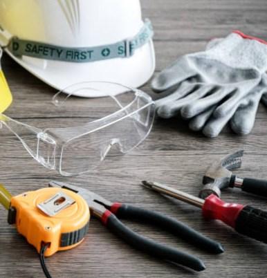 safety in woodworking workshop