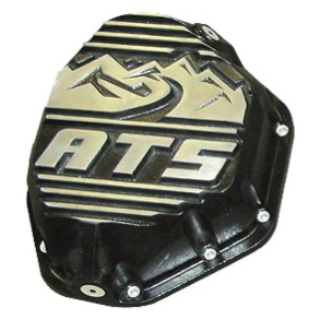 ATS Differential Cover for increased cooling and oil capacity