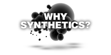Why use synthetic oils?