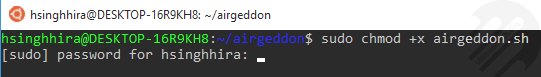 How to install tool via Git Command?