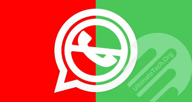 Download Disable Whatsapp Calls