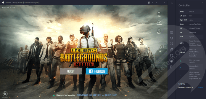 How to Play PUBG Mobile on PC with Official Emulator?