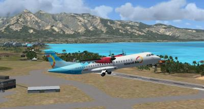 Island Air (USA) ATR 72-210 - Ultimate Traffic Forums