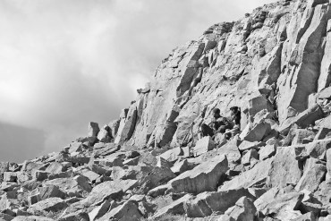 Mountain Climbing with Bird Dogs