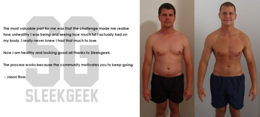 jason-ross--sleekgeek-ultimateyou-challenge-transformation-success-story-male-weightloss-and-toning