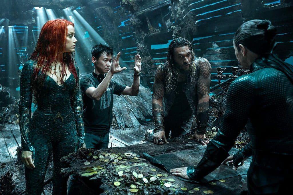 A Polêmica por trás da Crítica de James Cameron a Aquaman