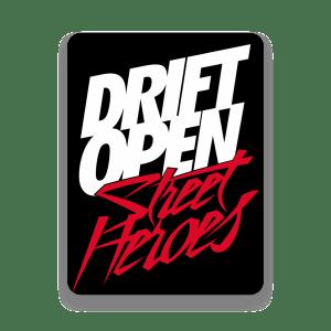 Naklejka Drift Open Street Heroes