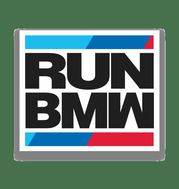 NaklejkaRUN BMW