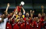 Iker levanta su segunda Eurocopa (2012)