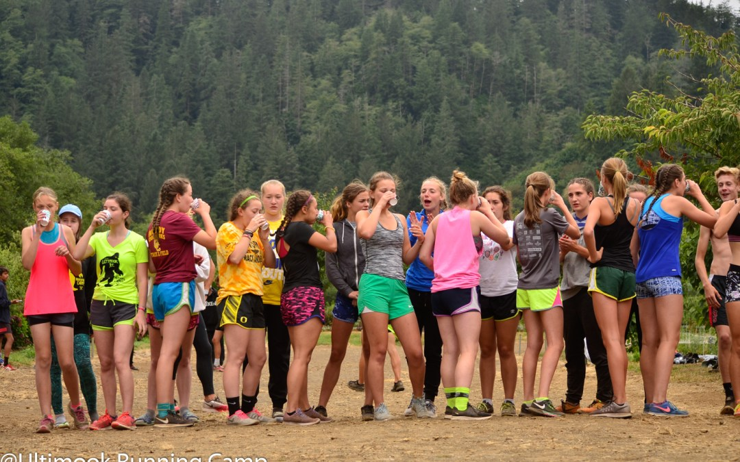 Session 2, Day 6 Oregon Running Camp