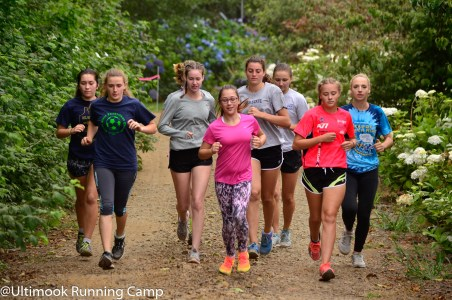 Session 2 Ultimook Running Camp Photos