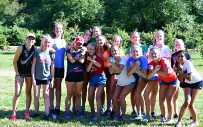 2018 Ultimook Running Camp Week 1, Day 1