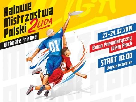 Halowe Mistrzostwa Polski – 2 liga