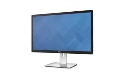 Dell Ultrasharp 27 Zoll Ultra HD 5K Monitor mit 5.120 x 2.880 Pixel