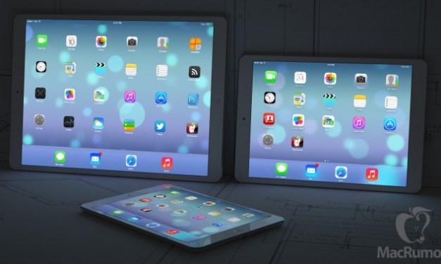 4K iPad: Apple-Tablet mit 12,9 Zoll im nächsten Jahr?