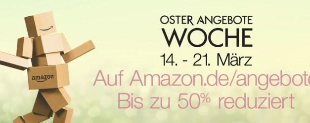 Amazon Oster-Angebote-Woche [20.03.]: Panasonic UHD TV, LG 4K-OLED, Fire TV