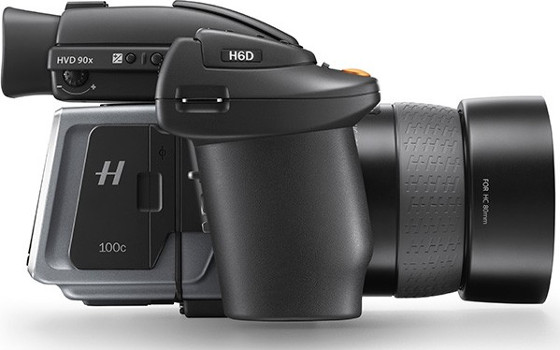 Hasselblad H6D-100c: 4K Mittelformatkamera mit 100 Megapixeln