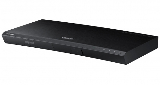 Samsung UBD-K8500: UHD Blu-ray Player ab sofort erhältlich