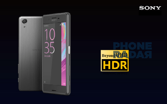 Sony Xperia X Premium: Neues 4K Smartphone mit HDR