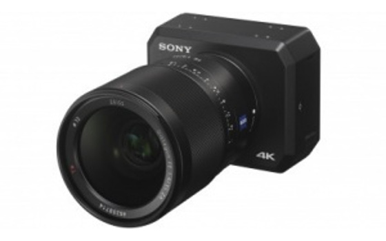 Sony UMC-S3C: Videokamera mit Ultra HD und ISO 409.600