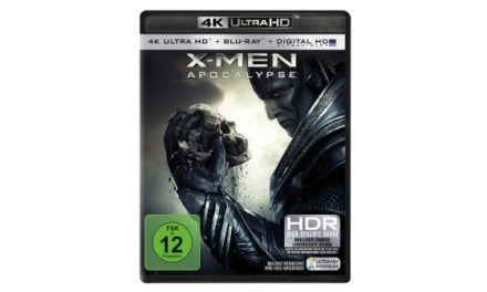 "Ultra HD Blu-ray: ""X-Men: Apocalypse"" Release im September 2016"