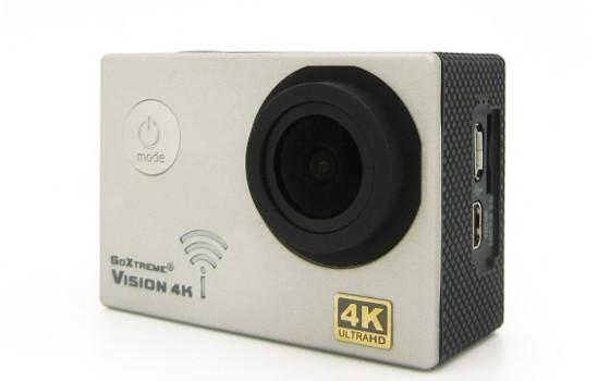 GoXtreme Vision 4K Action Cam: Ab sofort mit UHD erhältlich