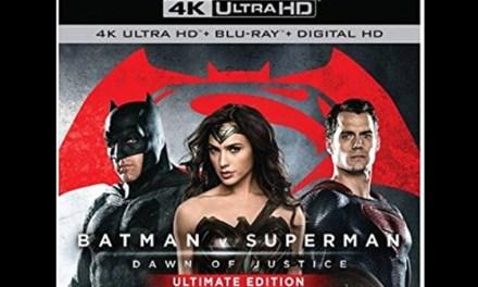 "Ultra HD Blu-ray: ""Batman v Superman"" als Ultimate Cut & in 4K?"