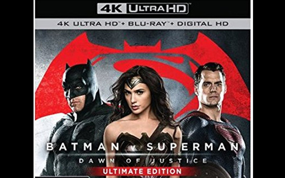 "Ultra HD Blu-ray: ""Batman v Superman"" als Ultimate Cut & in 4K?"